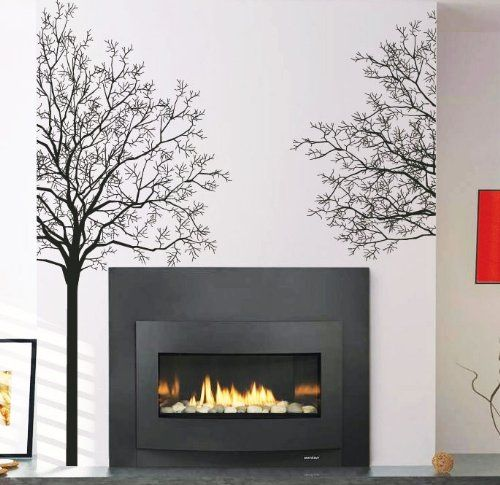 Large wide tree Art Wall Quotes / Wall Stickers / Wall Decal-Black amazing sticker http://www.amazon.co.uk/dp/B007OTTD80/ref=cm_sw_r_pi_dp_GH5hwb0MM13P8