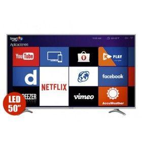 "TV 50"" 126cm KALLEY K-LED50UHDSZ"