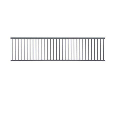 17 best ideas about garde corps aluminium on pinterest portail metal balustrade aluminium and - Garde corps verre leroy merlin ...