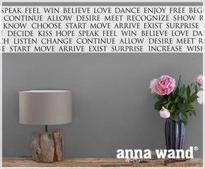 Anna Wandstickers
