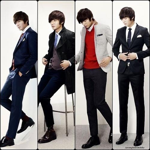 City Hunter Lee Min Ho Outfit Images