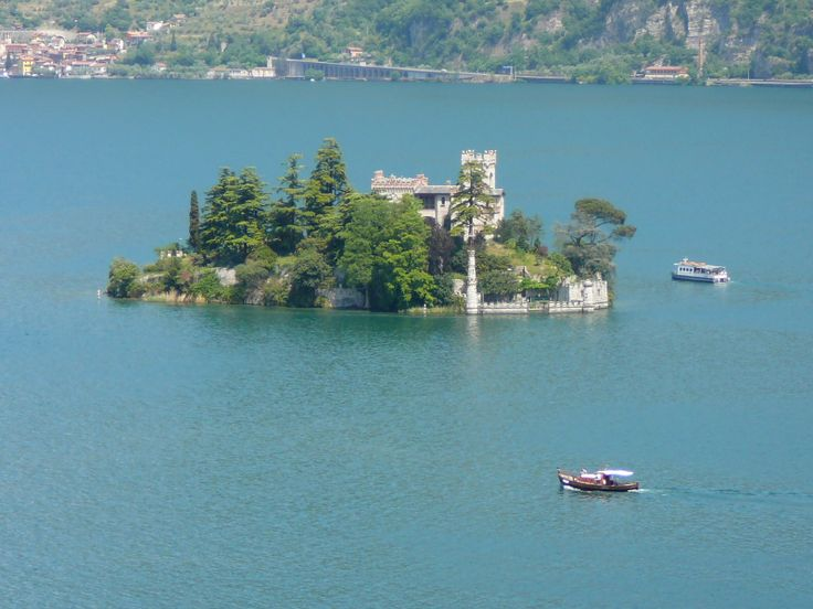 Lac d'ISEO, Monte Isola by Seemore
