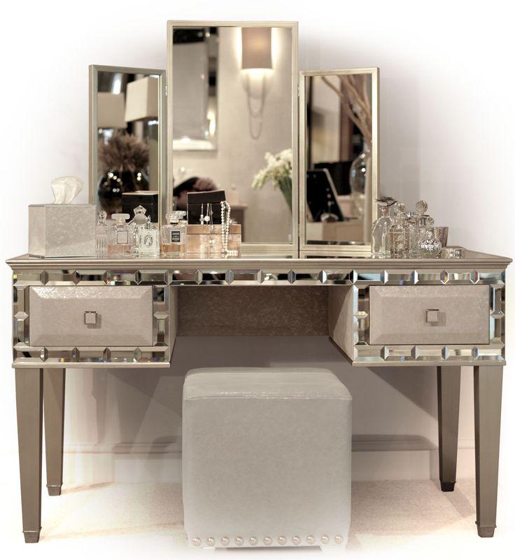 Charleston Tiffany Dressing Table Simpsons Mirrors