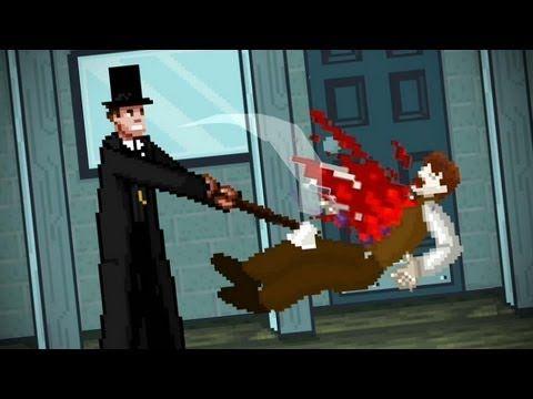 8-Bitham Lincoln: Vampire Hunter