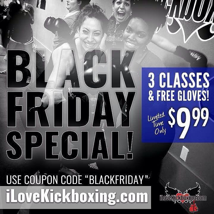 Blackfriday kickboxing atlanta kickboxingatlanta