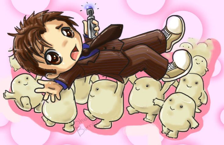 A Mommy for the Adipose by ~shido-burrito on deviantART