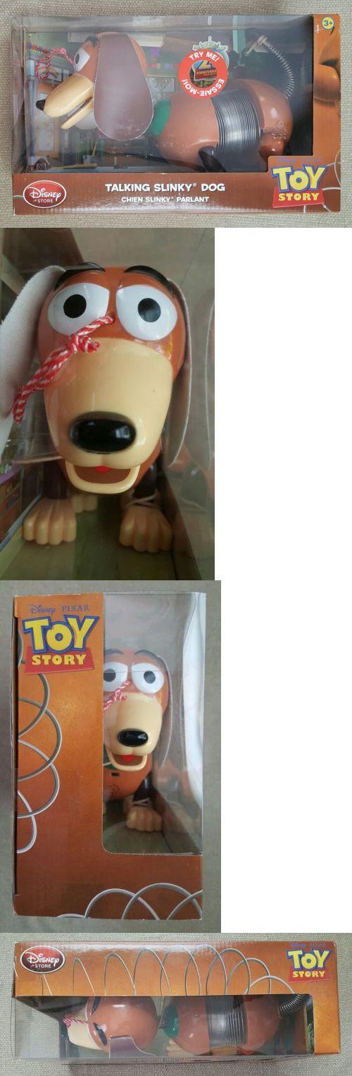 Toy Story 19223: Disney - Toy Story Talking Slinky Dog - 20 Different Phrases -> BUY IT NOW ONLY: $31.95 on eBay!
