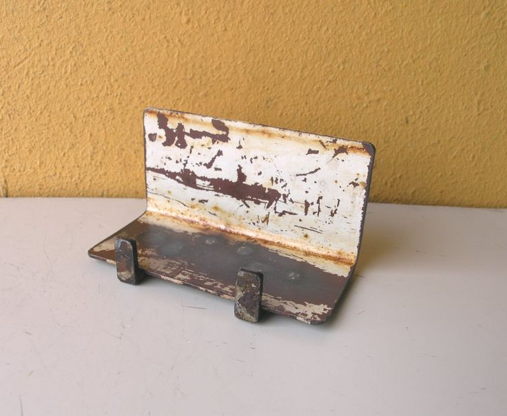 23 best moose business card holder images on pinterest business white and brown upcycled metal business card holder phone stand card display industrial office desk acessory colourmoves