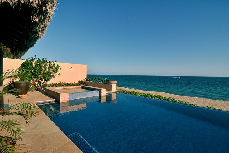 Check out this amazing Luxury Retreats beach property in Cabo San Lucas, with 7 Bedrooms and a pool.   sleeps  15