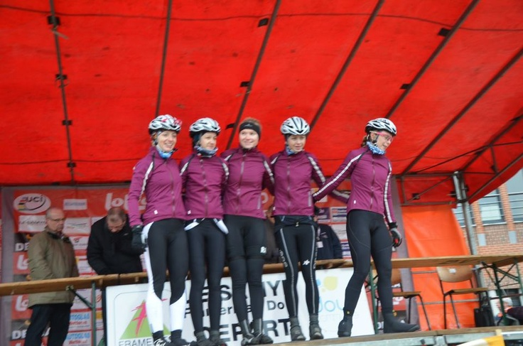 Jane Barr, Penny Rowson, Ciara Horne, Kayleigh Brogan & Eileen Roe - Image by: Florent Bouchat