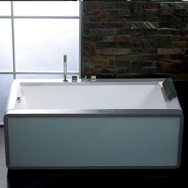 20 best small whirlpool hydrotherapy bathtubs soaking rheumatoid arthritis images on Modern bathroom north hollywood