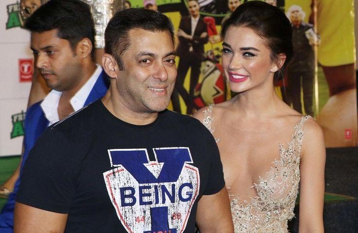 Amy Jackson is Salman Khan's Lady Partner in Atul Agnihotri's Next, Not Katrina !!