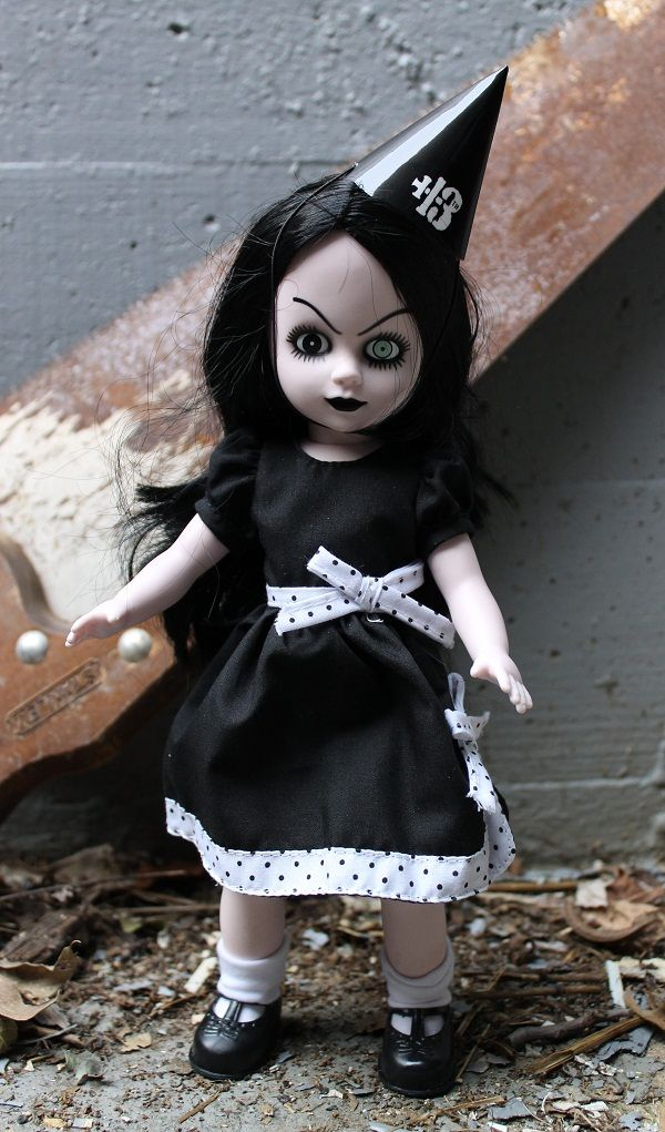 Don't Judge but I love these dolls! Living Dead Dolls 13th Anniversary Celebrating SADIE!