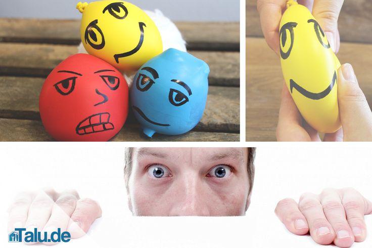 die besten 25 anti stress ball ideen auf pinterest stress ballons diy stressball und fidget. Black Bedroom Furniture Sets. Home Design Ideas