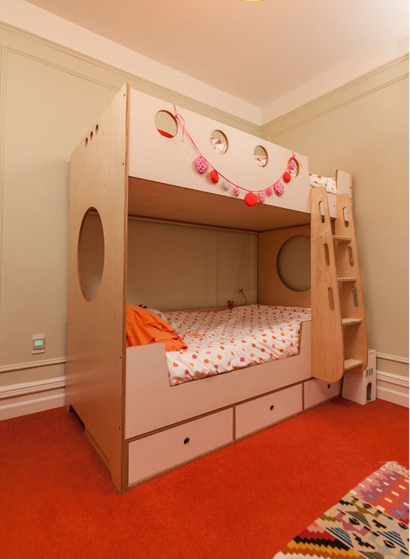 This Bunk Bed Design Includes Our Suspended Ladder. This Allows For A  Trundle Bed, Part 89