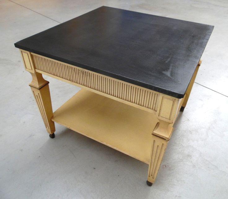 Tavolino da salotto stile Luigi XVI metà '900