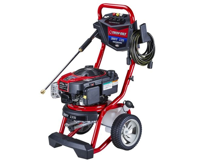 Troy-Bilt 020568 information from Consumer Reports