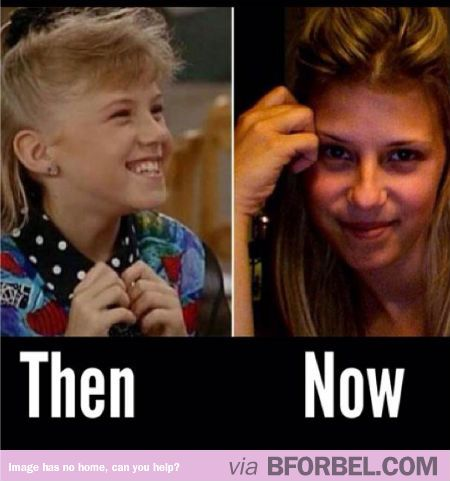 stephanie tanner from �full house� all grown up seriously