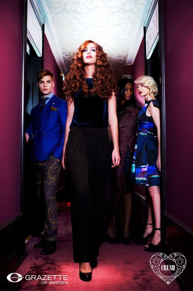 ©Grazette of Sweden Hair/styling/clothes: Linda Beronius, Grazette of sweden Makeup: Robin Werner, Bonvisage Photo: perolsson.com