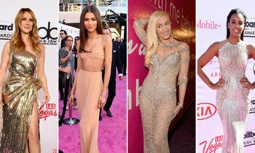 Zendaya And Celine Dion Lead The Best Dressed At The Billboard Awards