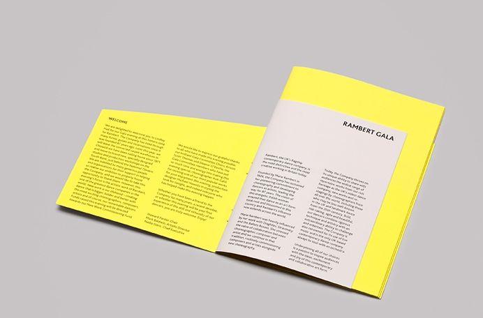 Programme, inside cover