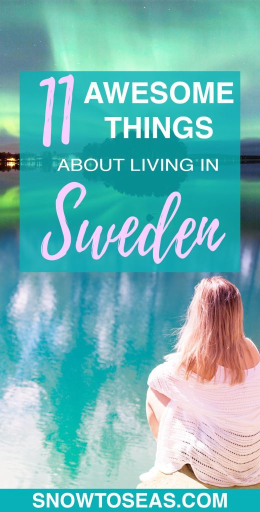 After living in Sweden for 3.5 years, here's my introductory guide to daily life and culture in Sweden - check out 11 awesome things about living in #Sweden!