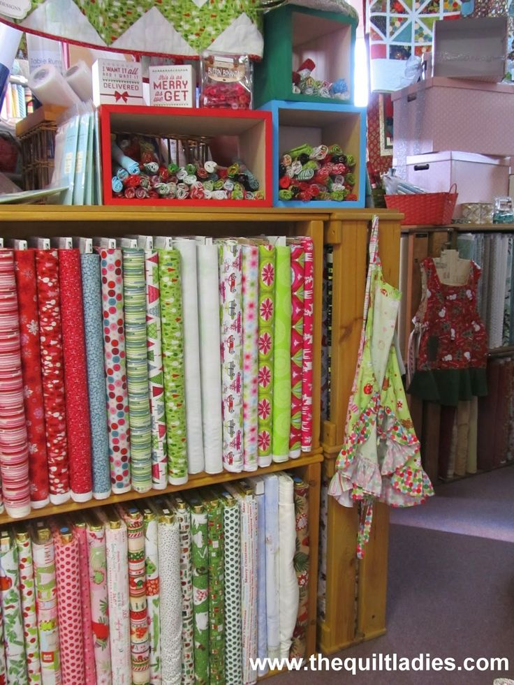 52 best Quilt Shops I've Visited images on Pinterest | Canoeing ... : quilt shops in orlando - Adamdwight.com