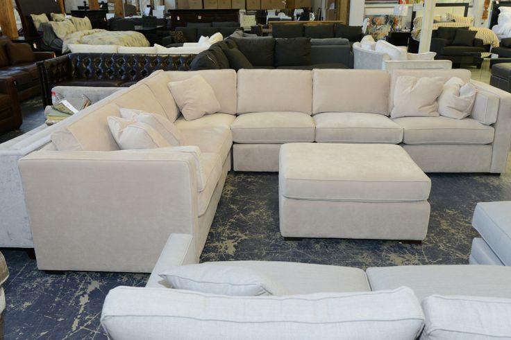Cushioned Sofa Sets & Table