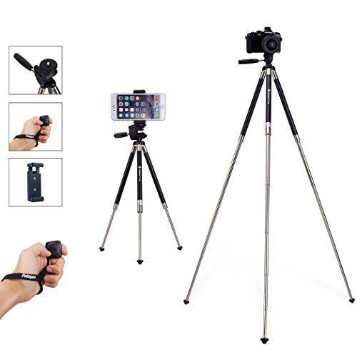 fotopro 39.5 inch aluminum camera tripod
