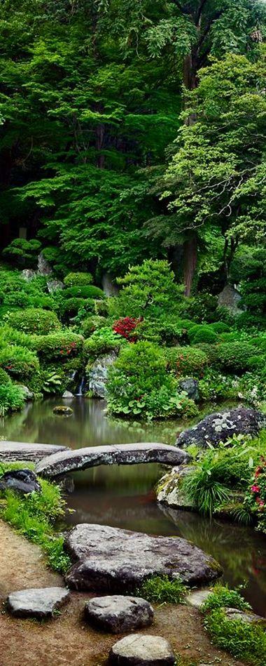 Iwanami Kannon|THE GARDENS OF YAMAGATA Japan