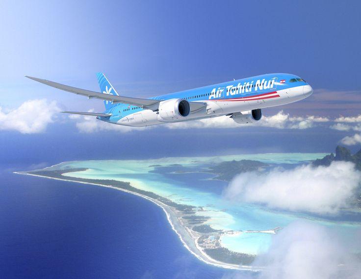 Boeing 787-9 d'Air Tahiti Nui