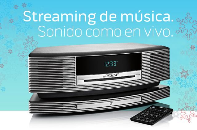 Sistema de Música Wave® SoundTouch™ de Bose®.