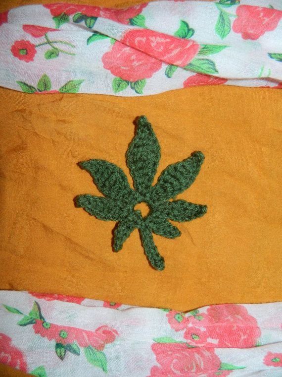 Pot Leaf Knitting Pattern : 17 Best images about Pot leaf patterns on Pinterest Crocheting, Marijuana l...