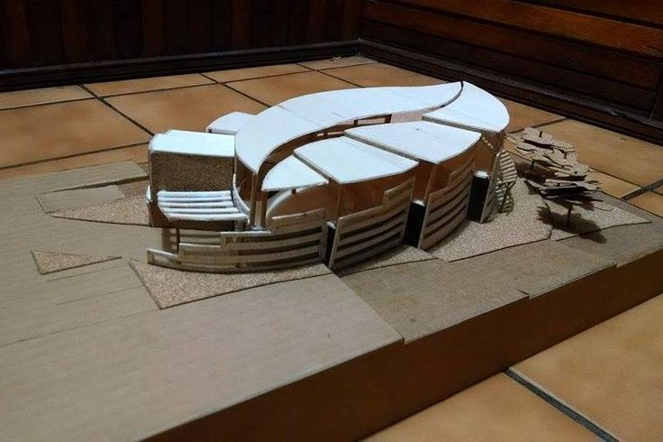 Un pequeño vistazo al trabajo de los alumnos de la Facultad de Arquitectura y Urbanismo de la Universidad Ricardo Palma