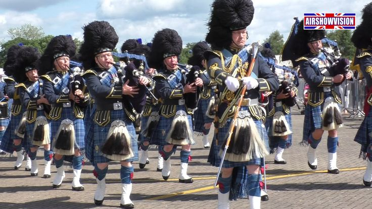 RAF PIPES & DRUMS BAND