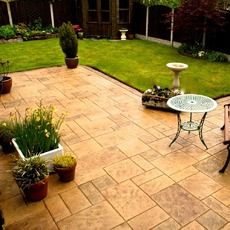Royal Ashlar - patio - Nantwich