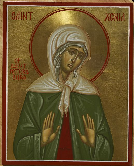 St. Xenia of St. Petersburg | Flickr - Photo Sharing!