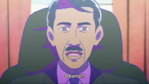 Can we please have a thing where Obama actually watches this