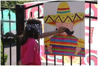 Great cinco de mayo game for girls to learn about different cultures.