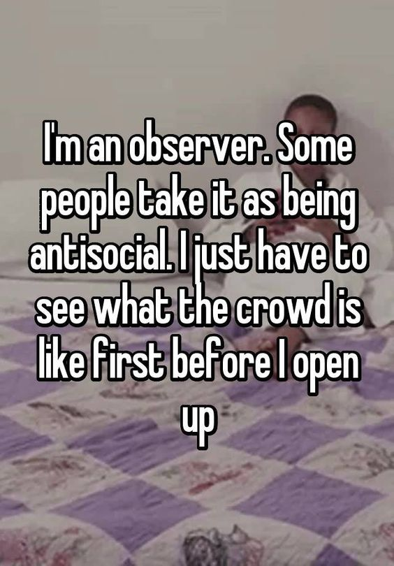 I open up, then someone ends up not liking what I say...I don't open up, then I'm considered snotty...I don't have drama and I'm content, I'm boring...I stick up for myself and don't put up with bullshit, I'm a bitch. I can't win with people, so why bother.