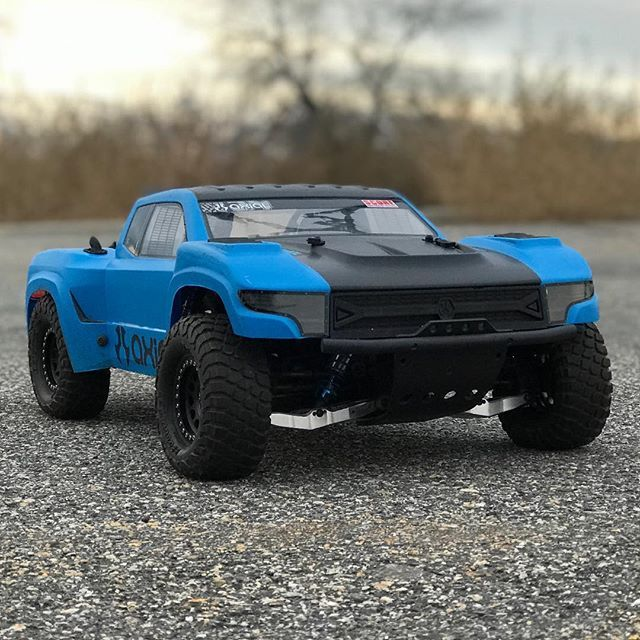Really liking the look and added protection of the @tboneracingrc XV4 bumper on my @axialracing Yeti SCORE Trophy Truck. . . Sponsored by:  @asiateeshobbies  @tboneracingrc  #KrawlZoneRC #rc4wd #axial #axialracing #axialadventures #axial #rc #rcscale #kingofthehammers #darkmtnphoto #offroad #offroadracing #4x4 #rockracer #crawler #atees #asiatees #asiateeshobbies #rcneverstops #Tbonearmy #teamTBR #rcarmor #sikrides #teamsrd #sikridesdesigns