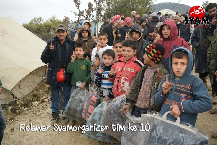 Kisah relawan ke-10 Penyaluran Bantuan Musim Dingin 2017 di Suriah  Alhamdulillah yang dengan nikmat-Nya semua kebaikan menjadi sempurna. Pertengahan musim dingin 2017 setelah menempuh perjalanan yang melelahkan Relawan Syam Organizer berhasil masuk ke Suriah untuk menyampaikan bantuan langsung kepada korban konflik Suriah sekaligus menyapa dan menyampaikan salam cinta kaum muslimin Indonesia sebagai saudara kepada mereka.  Cuaca di ponsel kami menujukkan angka kisaran 7 hingga 2 derajat…