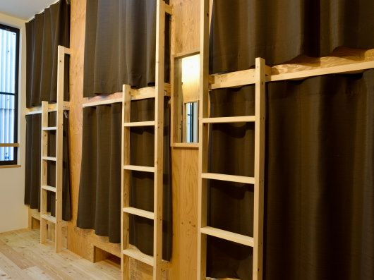 Rooms&Rates | Hostel Mitsuwaya Osaka