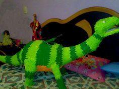 Piñatas De Carton Forma De Dinosaurios Personajes Y Mas - $ 380.00 ...