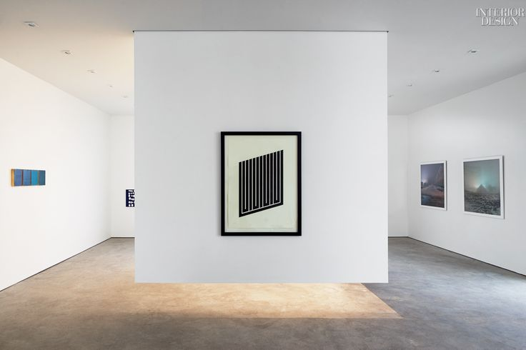 This Judd is an aquatint. Photography by Åke E:son Lindman.