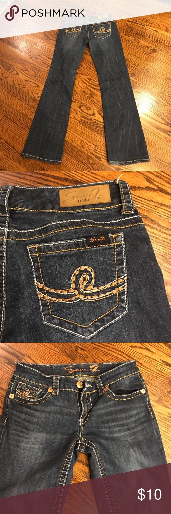 7 Seven jeans Seven jeans 29 inch inseam Seven7 Jeans Boot Cut