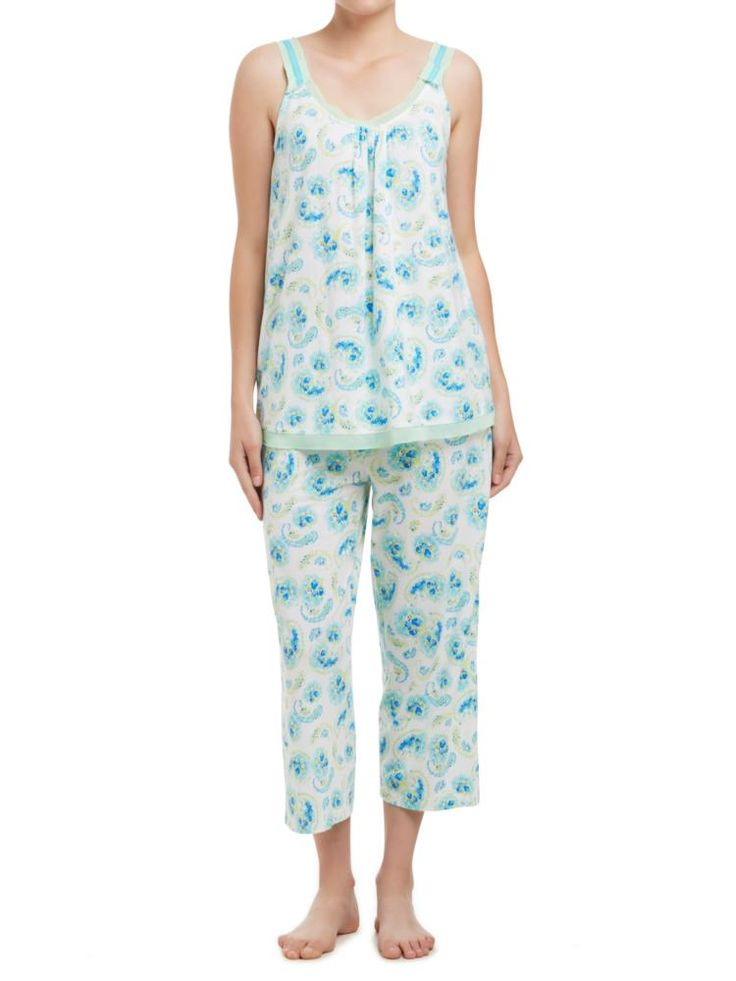 Sussan - Sleepwear - Pj Sets - Water colour floral pj set