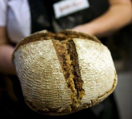 Skeppsholmsråg. Rye and barley bread from Skeppsholmen, Stockholm.