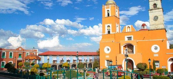 Pueblos mágicos de Hidalgo.