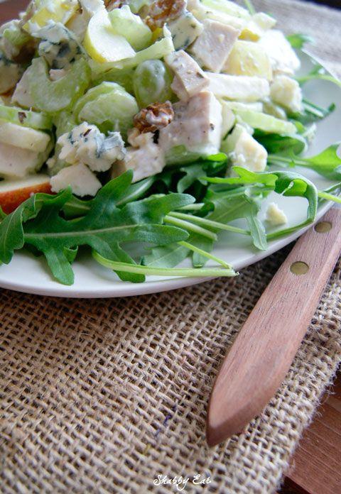 sałatka Waldorf / Waldorf salad